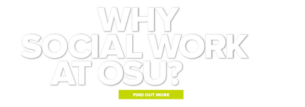 Why social work at OSU slide