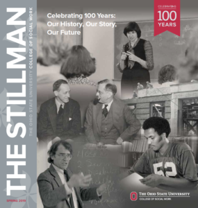 The Stillman - image of the magazine cover
